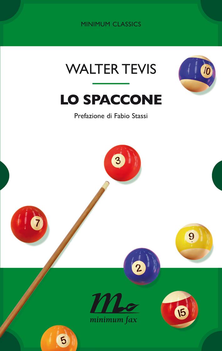 Lo spaccone di Walter Tevis